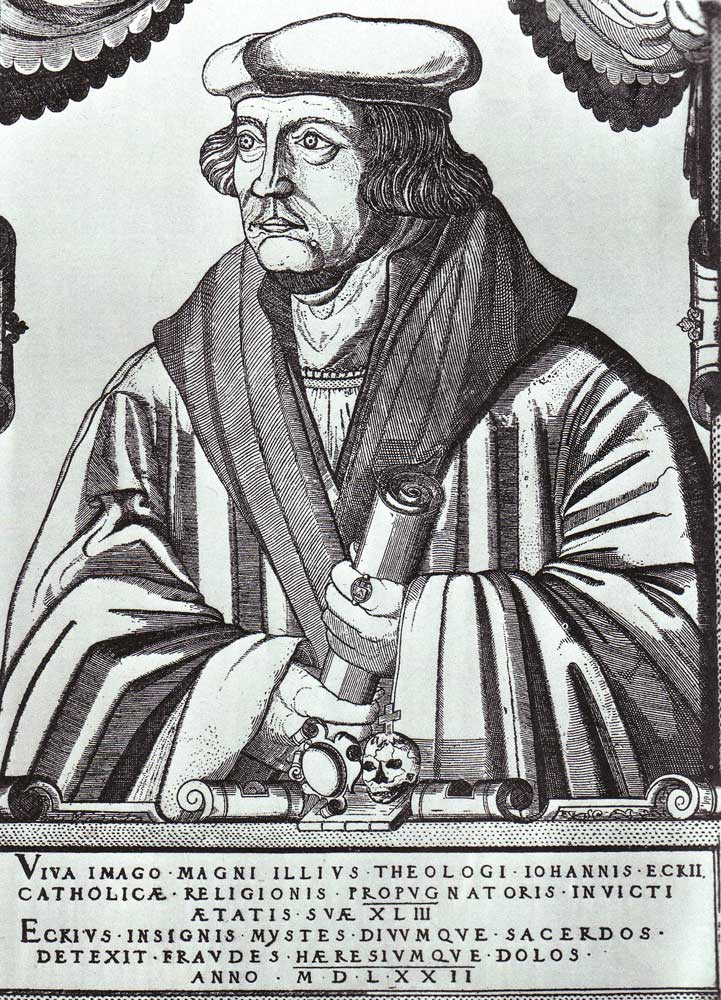 Johannes Eck